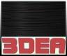 PLA - Standard Black 3mm