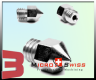Micro Swiss Plated Wear Resistant Nozzle for MK8